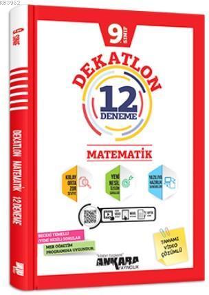 9. Sınıf Dekatlon Matematik 12 Deneme