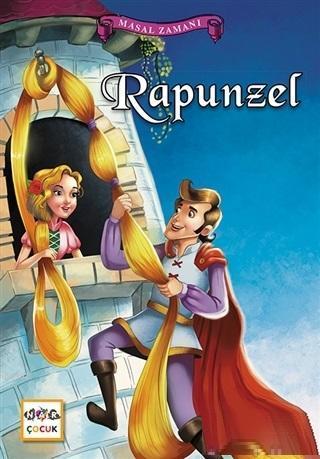Rapunzel (Büyük Boy)