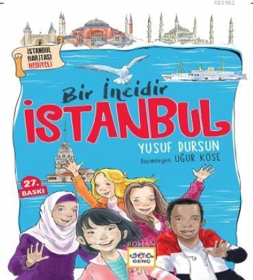 Bir İncidir İstanbul - Ciltli