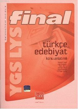 YGS LYS Türkçe Edebiyat Konu Anlatımlı İbrahim Taşel