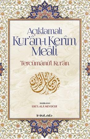 Açıklamalı Kuran-ı Kerim Meali Tercumanu'l Kur'an (Orta Boy)