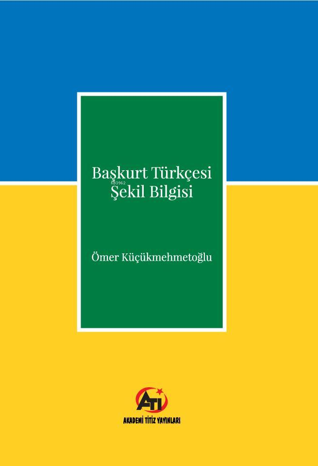 Başkurt Türkçesi Şekil Bilgisi