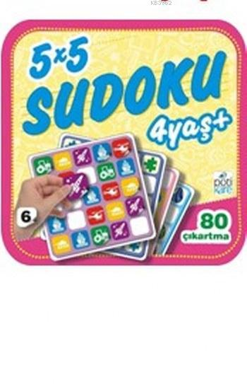 5x5 Sudoku (6) 4yaş+