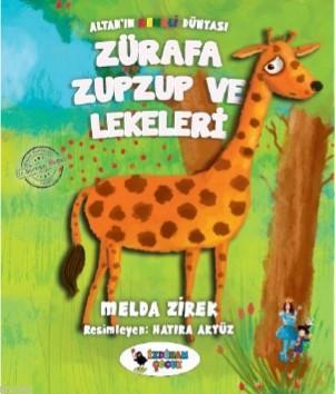 Zürafe Zup Zup ve Lekeleri