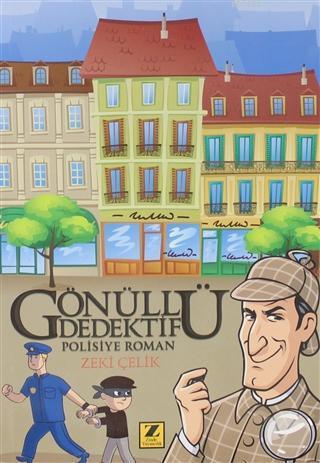 Gönüllü Dedektif Polisiye Roman