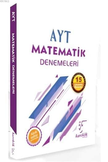 AYT Matematik Denemeleri - 15 Çözümlü Deneme Felsefe - Psikoloji - Sosyoloji - Mantık