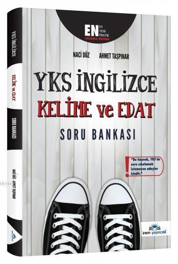 YKS İngilizce Kelime Ve Edat Soru Bankası İrem Yayıncılık