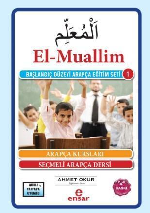 El Muallim Başlangıç Düzeyi Arapça Eğitim Seti-1