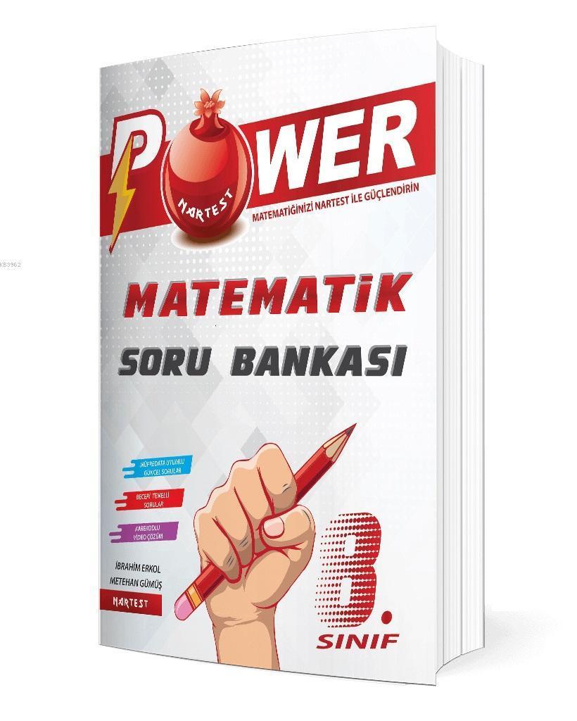 8. Sınıf Power Matematik Soru Bankası