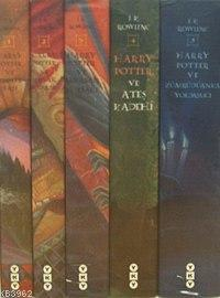 Harry Potter Set (5 Kitap)