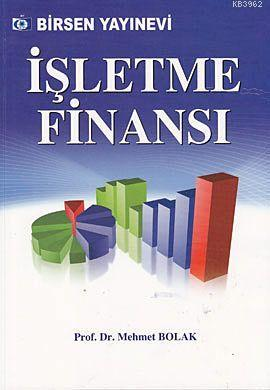 İşletme Finansı