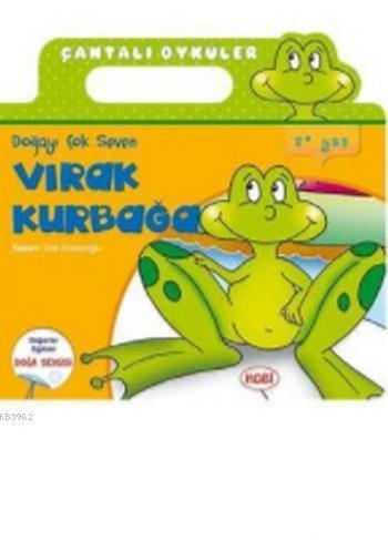 Çantalı Öyküler Dizisi Vırak Kurbağa