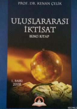 Uluslararası İktisat; İkinci Kitap
