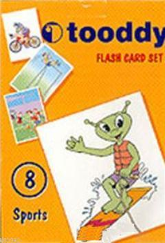 Flash Card Set: 8 (Sports)