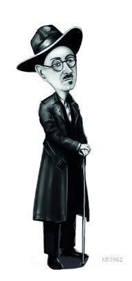 James Joyce Karikatür Ayraç