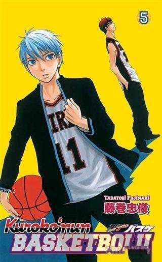 Kuroko'nun Basketbolu Cilt 5