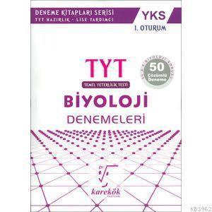 YKS 1.Oturum TYT Biyoloji Denemeleri