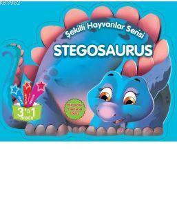 Stegosaurus - Şekilli Hayvanlar Serisi