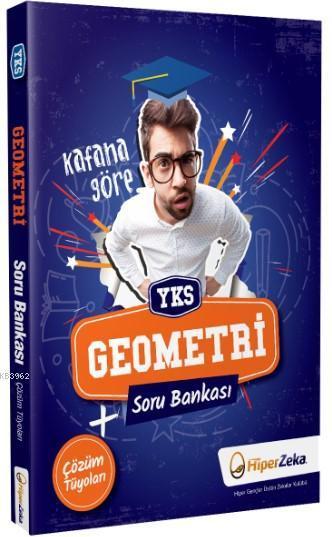Hiper Zeka Yayınları YKS Kafana Göre TYT AYT Geometri Soru Bankası Hiper Zeka
