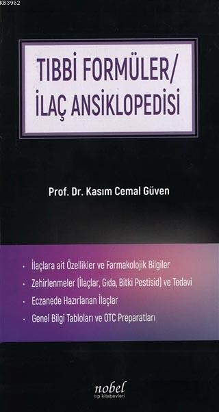 Tıbbi Formüller - İlaç Ansiklopedisi