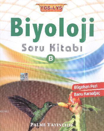 YGS LYS Biyoloji Soru Kitabı B