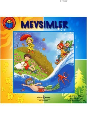 Mevsimler; İlk Okuma Kitabım