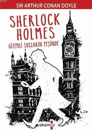 Sherlock Holmes - Gizemli Suçların Peşinde; Kokulu Kitap