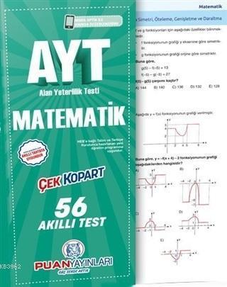 AYT Matematik Çek Kopart Akıllı Test