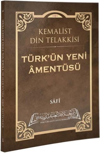 Türk'ün Yeni Amentüsü