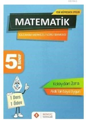 5.Sınıf Matematik Kazanım Merkezli Soru Bankası
