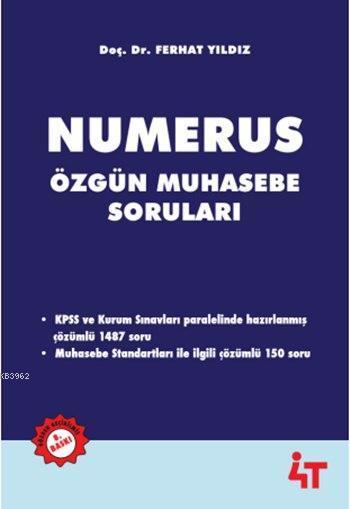 Numerus; Özgün Muhasebe Soruları