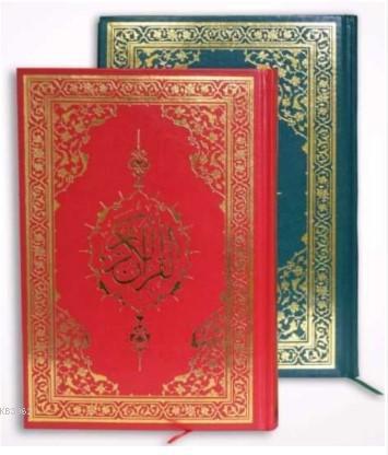 Kur'an-ı Kerim Orta Boy 5 Renk Miklepsiz