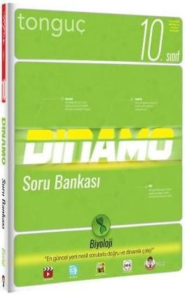 Tonguç Akademi 10.Sınıf Dinamo Biyoloji Soru Bankası