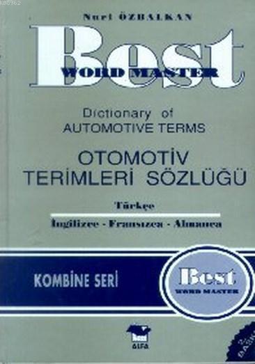 Best Otomotiv Terimleri Sözlüğü