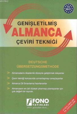 Genişletilmiş Almanca Çeviri Tekniği