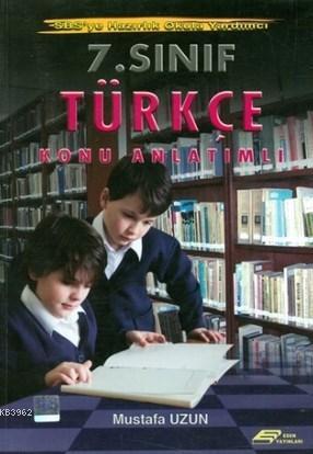 Esen Yayınları 7. Sınıf Türkçe Konu Anlatımlı Esen
