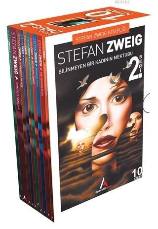Stefan Zweig Seti 2. Seri (10 Kitap Kutulu)