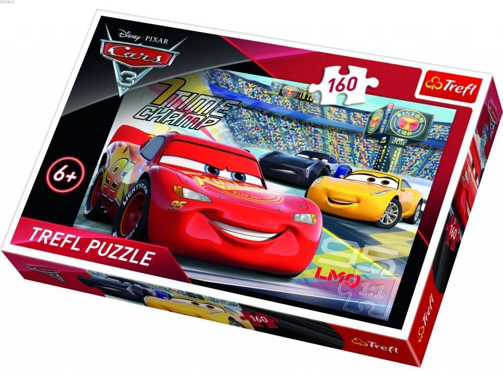 Trefl Puzzle 15339 Cars Accelerate 160 Parça