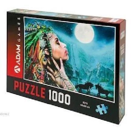 Adam Games Rüya 1000 Parça Puzzle 48x68