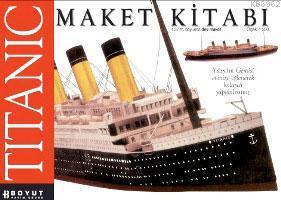 Titanic Maket Kitabı