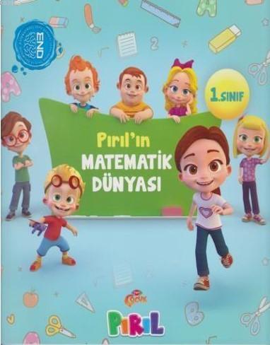 Pırıl'ın Matematik Dünyası 1. Sınıf