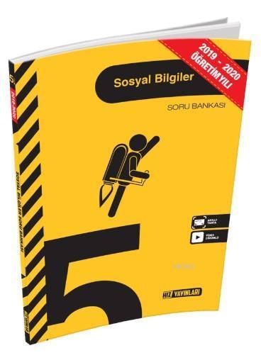 Hız Yayınları 5. Sınıf Sosyal Bilgiler Soru Bankası Hız