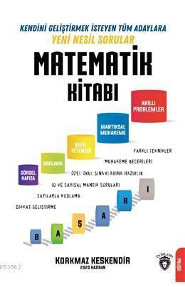 Matematik Kitabı Kendini Geliştirmek İsteyen Adaylara Yeni Nesil Sorular 2020