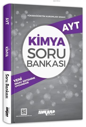 Ankara Yayınları AYT Kimya Soru Bankası Ankara