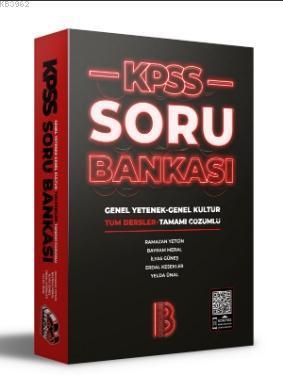 2021 KPSS Genel Yetenek Genel Kültür Tamamı Çözümlü Tüm Dersler Soru Bankası