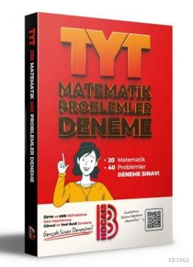 2021 TYT 20 Matematik 40 Problemler Deneme