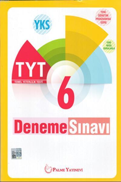 TYT 6 Deneme Sınavı