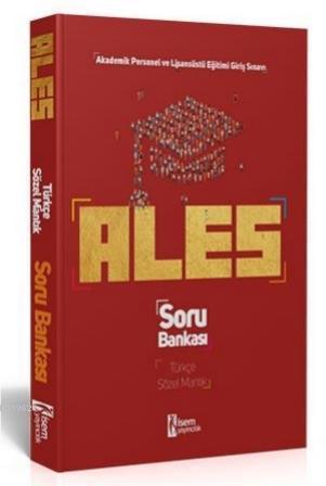 İsem 2021 ALES Türkçe Sözel Mantık Tamamı Çözümlü Soru Bankası