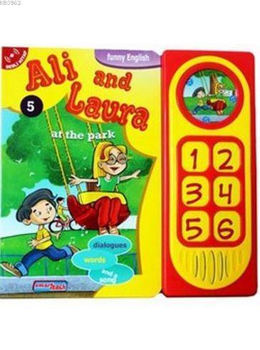 Ali and Laura 5 - At The Park; Konuşan Sesli Kitaplar