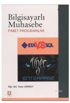 Bilgisayarlı Muhasebe Paket Programlar - ETA V.8 SQL